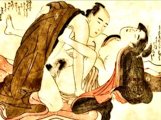 Shunga Art 2 between 1603 and 1868